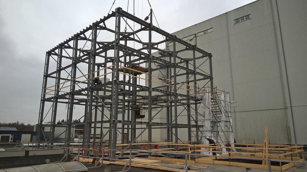 voorbeeld kaal staalconstructie project 5